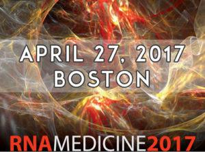 RNA MEDICINE 2017 conference Boston