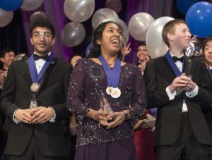 Regeneron Science Talent Search Winners 2017