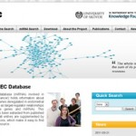 miREC database website