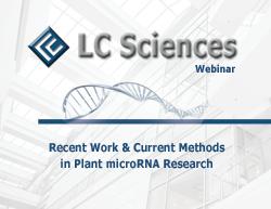Plant microRNA Webinar