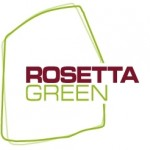 Rosetta  Green Logo