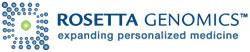 Rosetta Genomics Logo