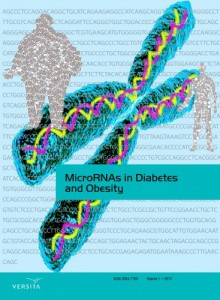 MicroRNAs in Diabetes and Obesity Journal Cover